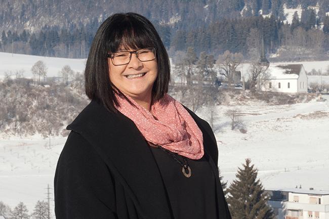 Stéphanie Niederhauser, candidate à la préfecture du Jura Bernois 2017