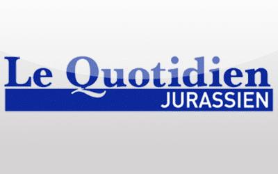 Quotidien Jurassien divers articles